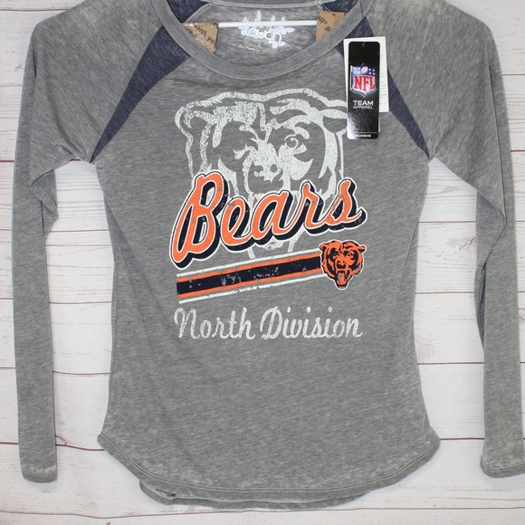 NFL Tops - New Chicago bears long sleeve